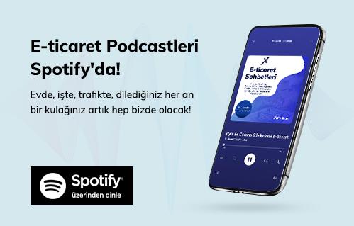 Ticimax Spotify Kanalı