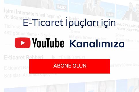 Ticimax Youtube Kanalı