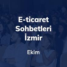 İzmir'de E-ticarete Başlıyorum Rüzgarı Esti!
