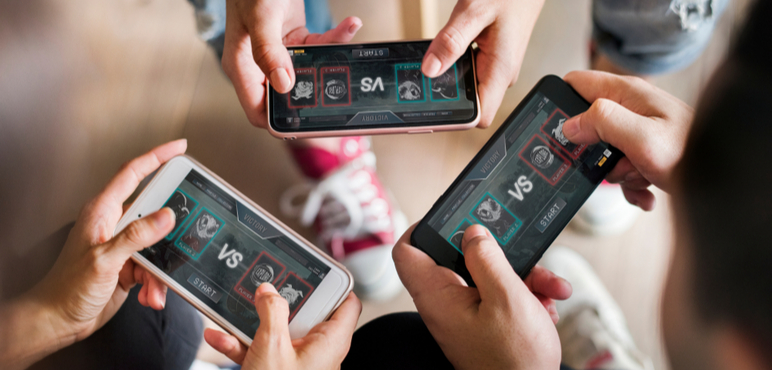Mobil Uygulama Trendleri  Oyunlar